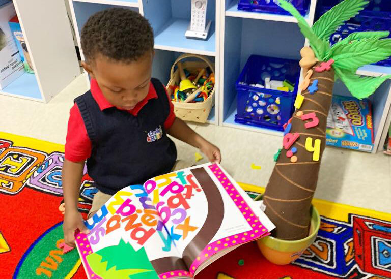 Early Literacy Skills Help Build Confident Readers