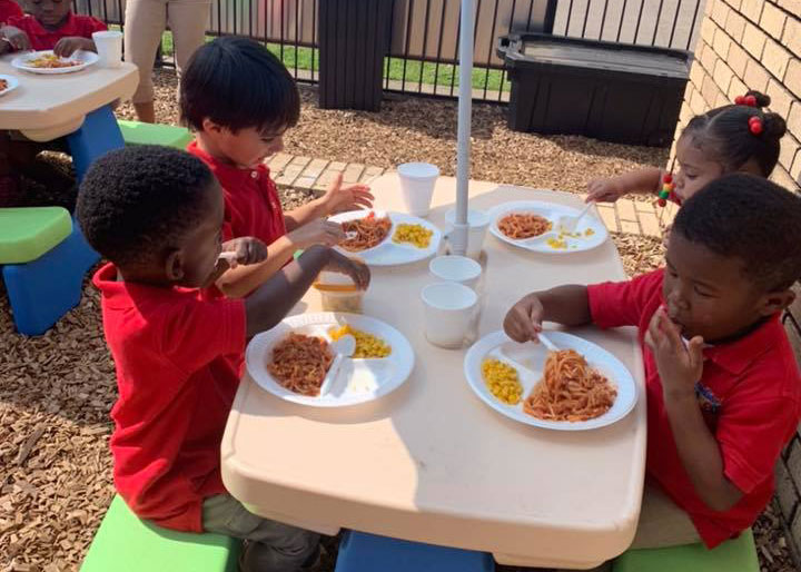 Expect Meals That Support Your Child's Health Daily