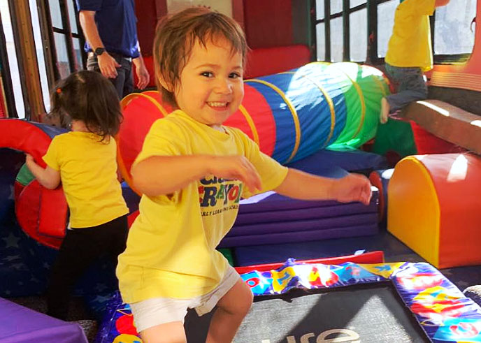 Fun On-Site Classes Are Easy For Busy Parents