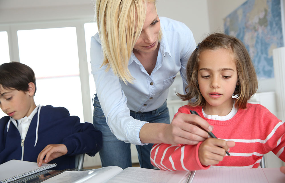 Homework Help Supports Your Child's Learning