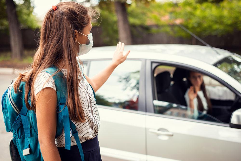 Safe Parent Drop Off And Pick Up Options