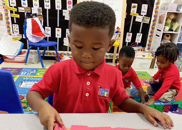 Texas School Ready™ For Key Learning Building Blocks